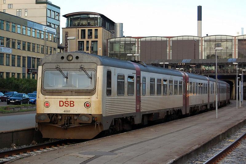 4007 at Aarhus.