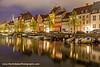 Wilders Canal, Christianshavn, Copenhagen, Denmark.