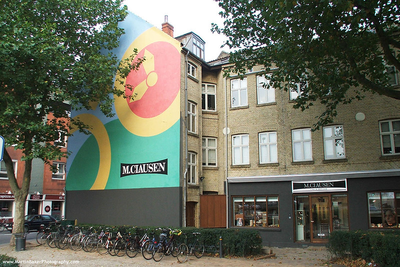 Odense, Funen, Denmark.