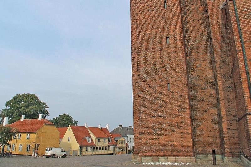 Domkirke, Roskilde, Zealand, Denmark.