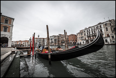 Parting shot: Canal Grande