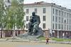 Statue of Yakub Kolas