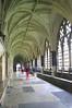 Hallway in Westminster Abbey