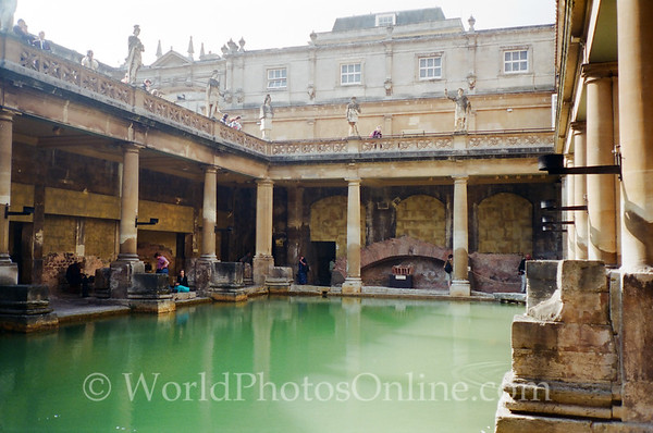 Bath - Roman Baths 2