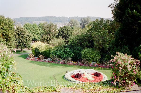 Bath - Bath Gardens