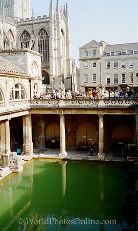 Bath - Roman Baths 1