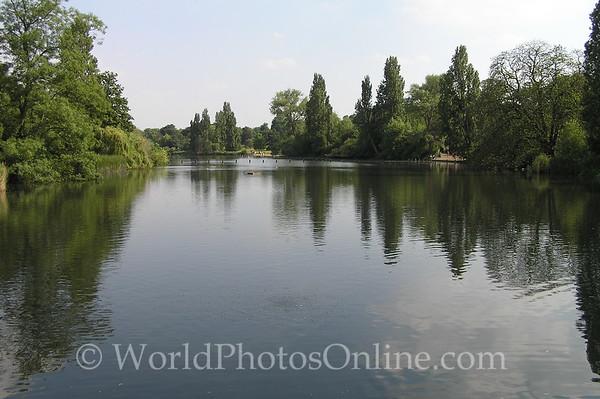 London - Hyde Park - Long Water