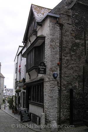 Plymouth - 1584 AD Elizabethan House