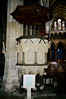 Salisbury - Salisbury Cathedral - Pulpit