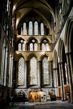Salisbury - Salisbury Cathedral - North Transept