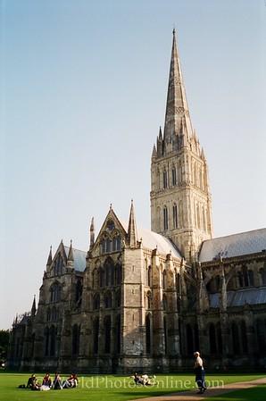 Salisbury - Salisbury Cathedral