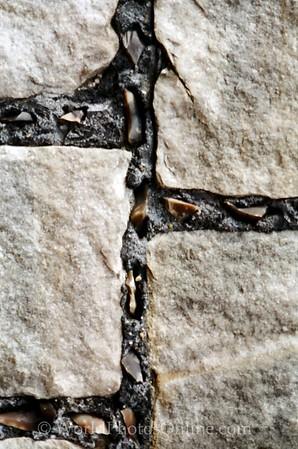 Windsor - Windsor Castle - Stone Chips in Mortar