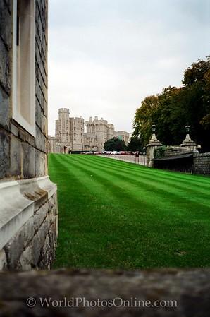 Windsor - Windsor Castle - Upper Ward 1