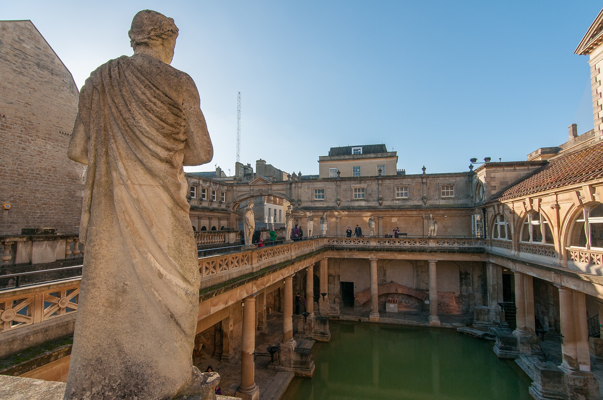 UNESCO World Heritage Site #188: City of Bath