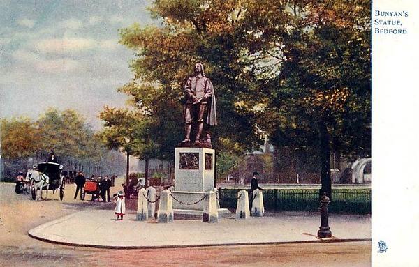 Bunyan's Statue