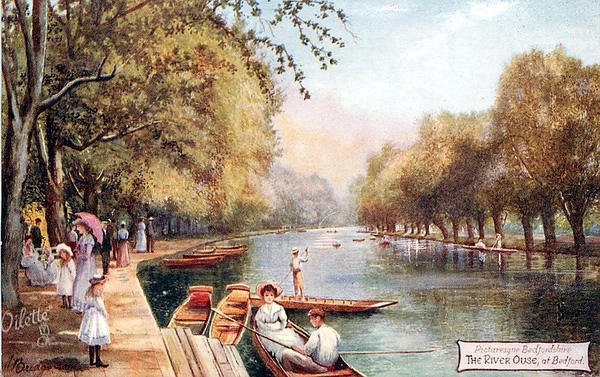 The River Ouse at Bedford