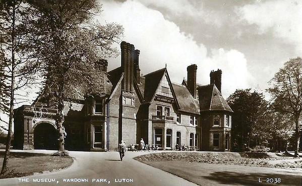 The Museum, Wardown Park
