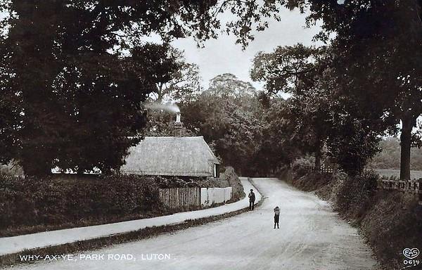 Why-Ax-Ye Park Road