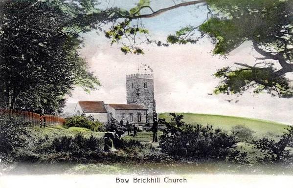 Bow Brickhill Church