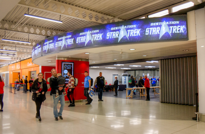 Destination Star Trek Birmingham Review: Stuck At Impulse