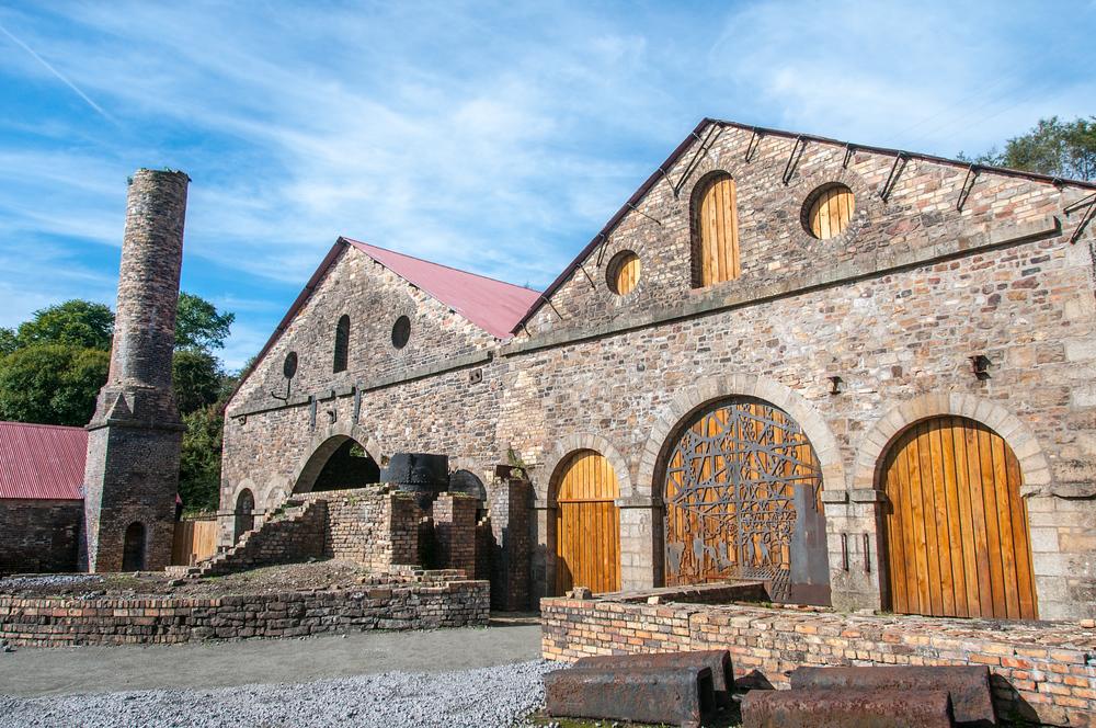 UNESCO World Heritage Site #259: Blaenavon Industrial Landscape
