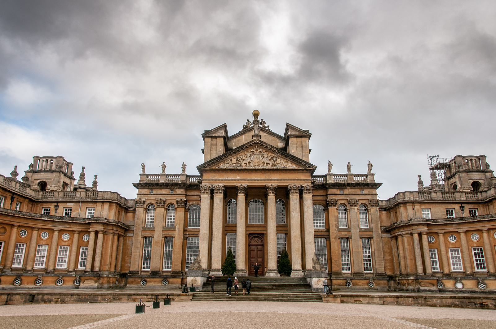 Blenheim Palace UNESCO World Heritage Site