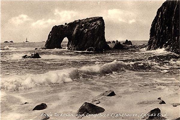 Eny's Dodman and the Longships Lighthouse