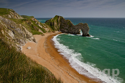 DURDLE DOOR WAVES