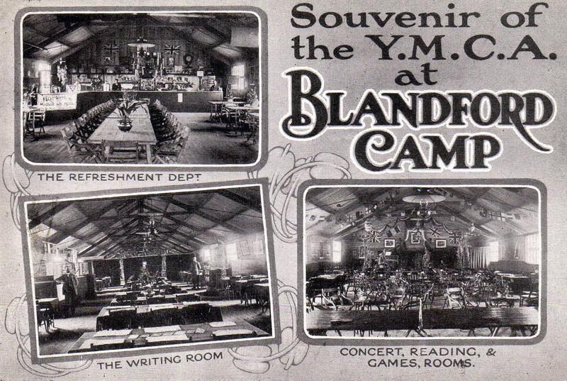 Blandford Camp