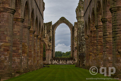 FOUNTAINS ABBEY ALTER