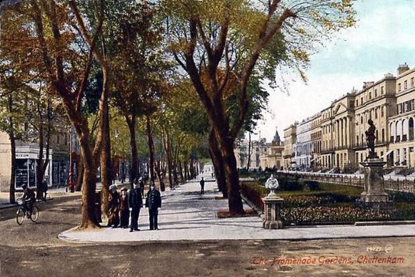 The Promenade Gardens