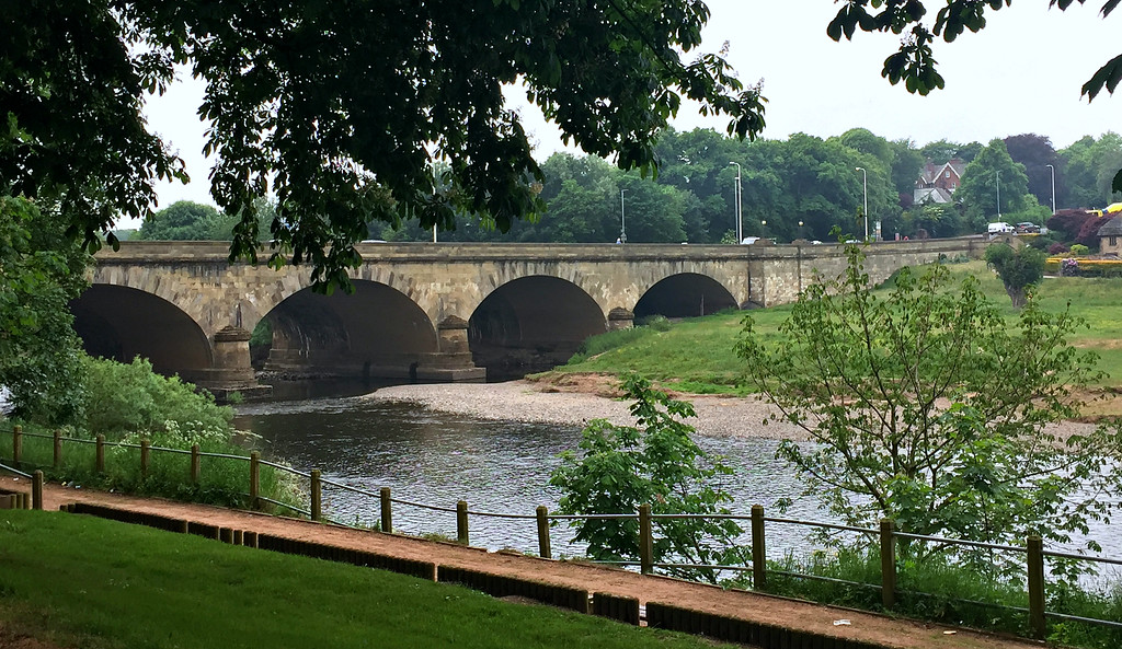 The Eden Bridge, Carlisle