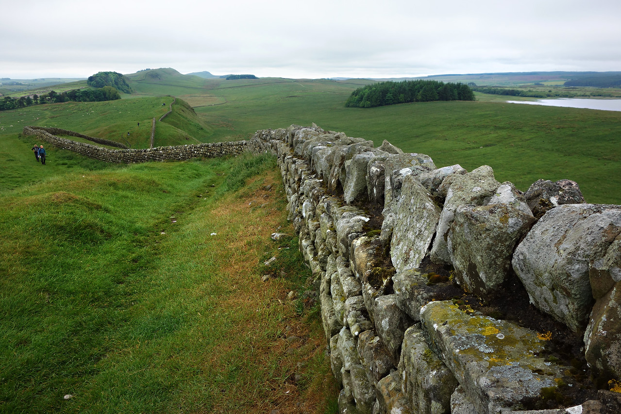 Hadrian S Wall Walk West To East Touristsite