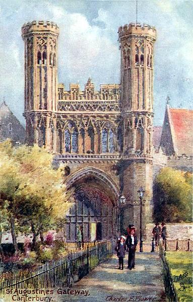 St Augustine's Gateway