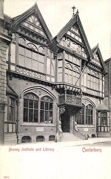 The Beaney Institute.