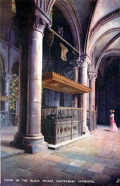 Tomb of the Black Prince