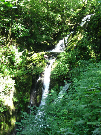 waterfall near Ambleside