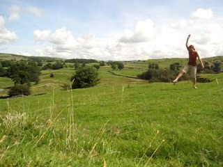 Cartwheel in the Pasture