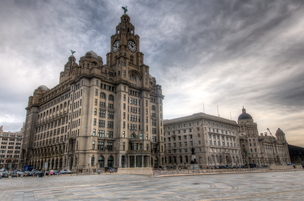 UNESCO World Heritage Site #168: Liverpool – Maritime Mercantile City
