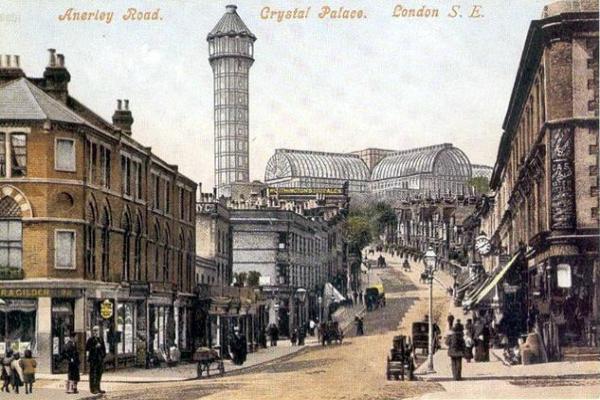 Anerley Road, Crystal Palace