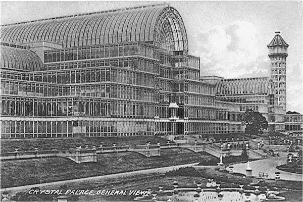 A General View of the Crystal Palace