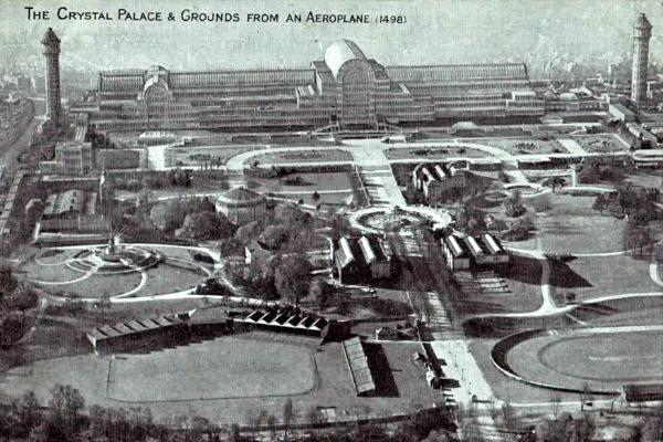 The Crystal Palace and Grounds