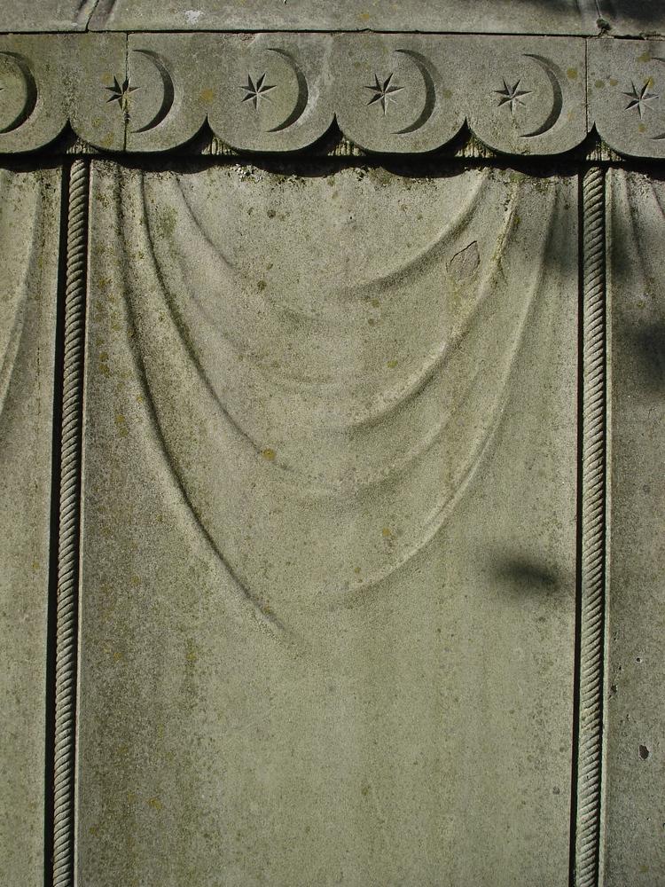 Burton Tent Wall Detail
