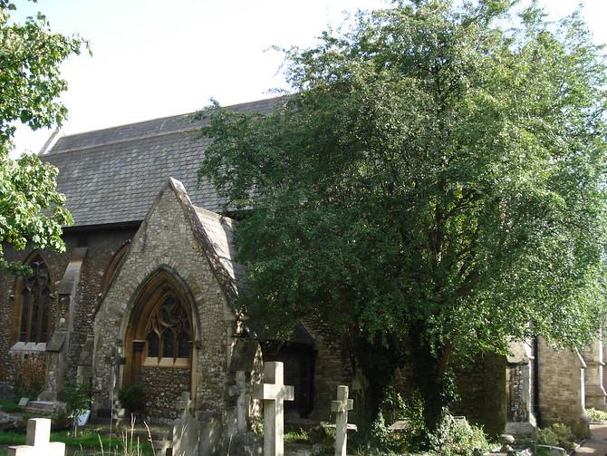 St Mary Magdalens Roman Catholic Church - Mortlake