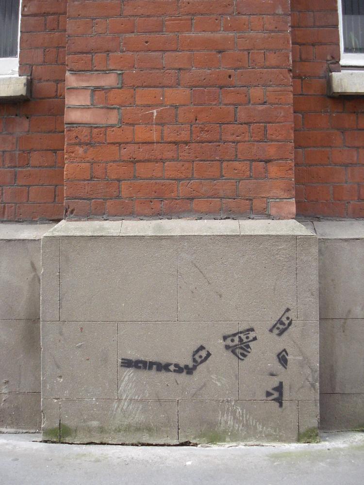 Banksy - Fort St E1