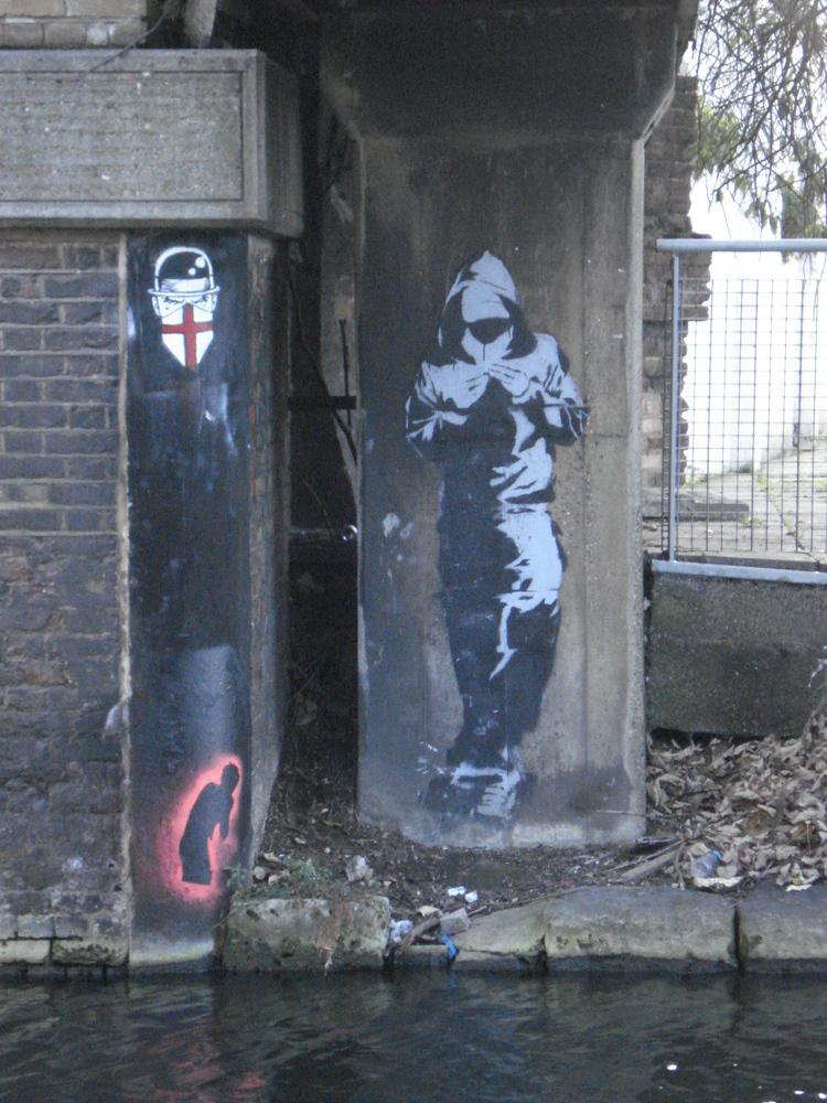 Banksy - Hoodie