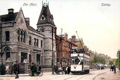 The Mall, Ealing