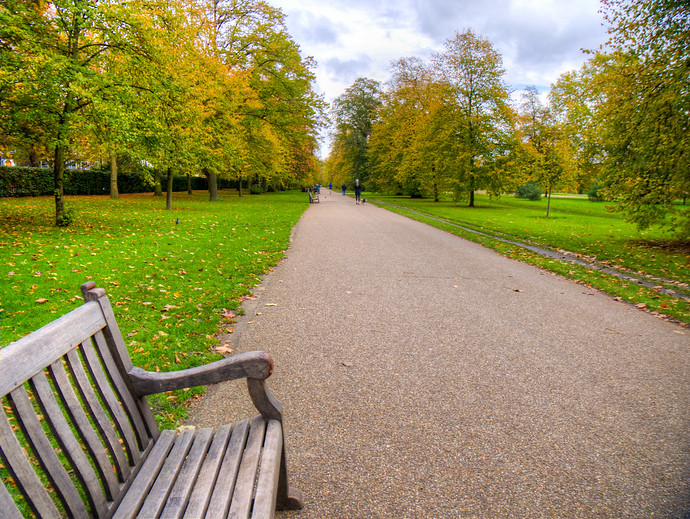 hyde park london england