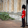 Guard at the Tower of London, London, England