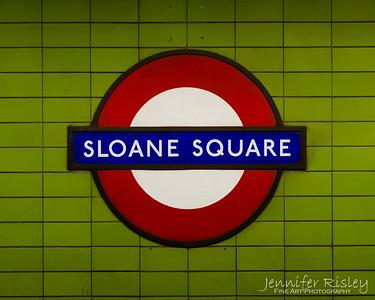Sloan Square Underground